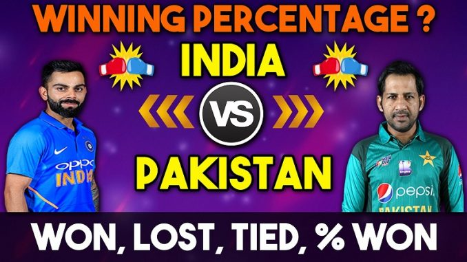 ICC World Cup 2019 : India VS Pakistan Team Winning