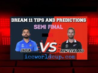 ind vs nz semi final dream11